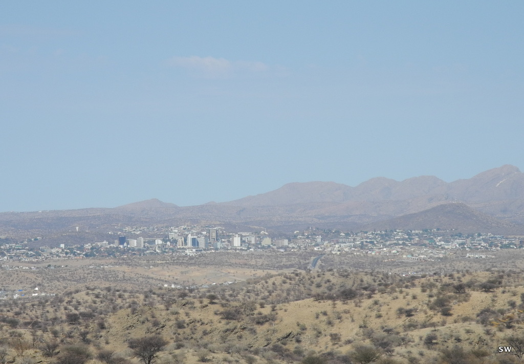 a week in Windhoek